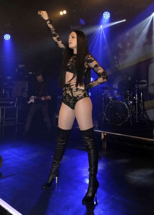 Jessie J: Performs Live at G-A-Y Nightclub -13
