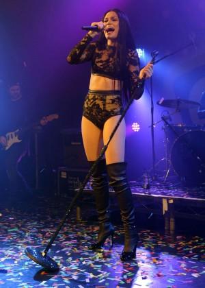 Jessie J: Performs Live at G-A-Y Nightclub -14