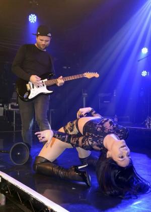 Jessie J: Performs Live at G-A-Y Nightclub -15