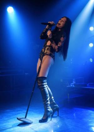Jessie J: Performs Live at G-A-Y Nightclub -17