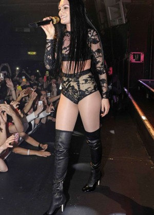 Jessie J: Performs Live at G-A-Y Nightclub -26