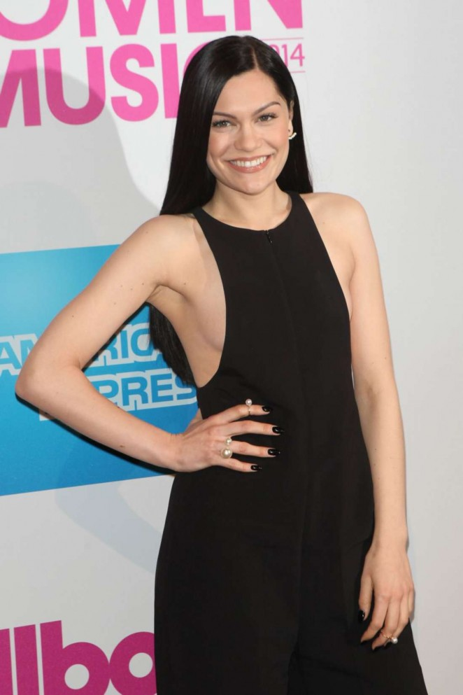 Jessie J - Billboard Women In Music Luncheon 2014 in NYC