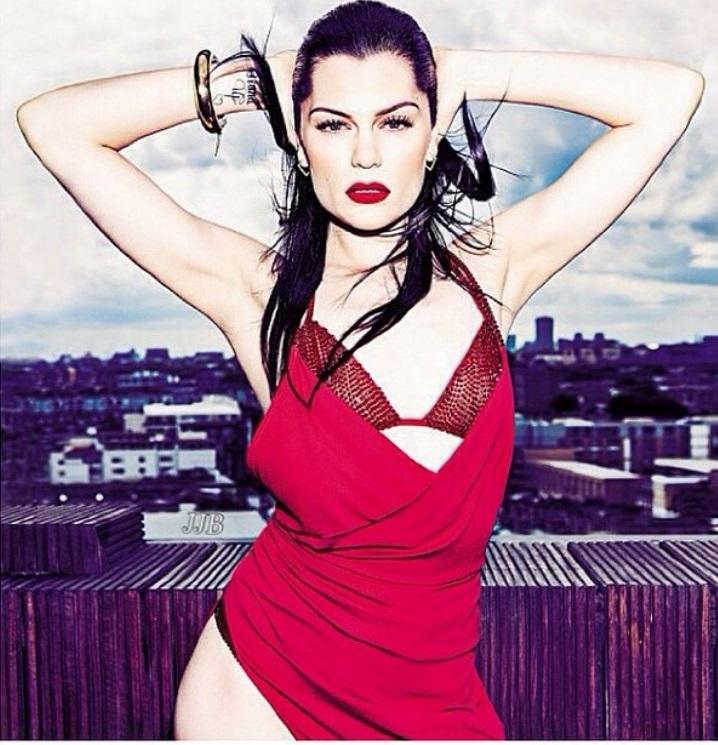 Jessie J - Event Magazine (August 2014)
