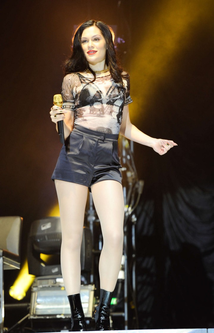 Jessie J - Fusion Festival 2014 Day 2 in Birmingham, England