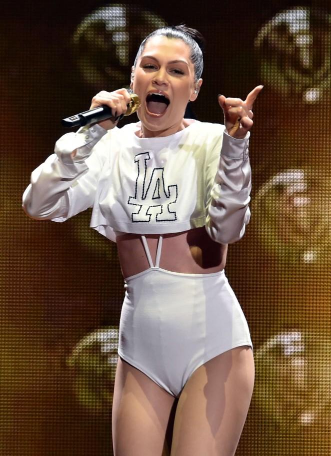 Jessie J - KIIS FM's Jingle Ball 2014 in LA