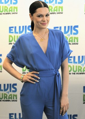 Jessie J - Performs at Z100 Studio in NYC