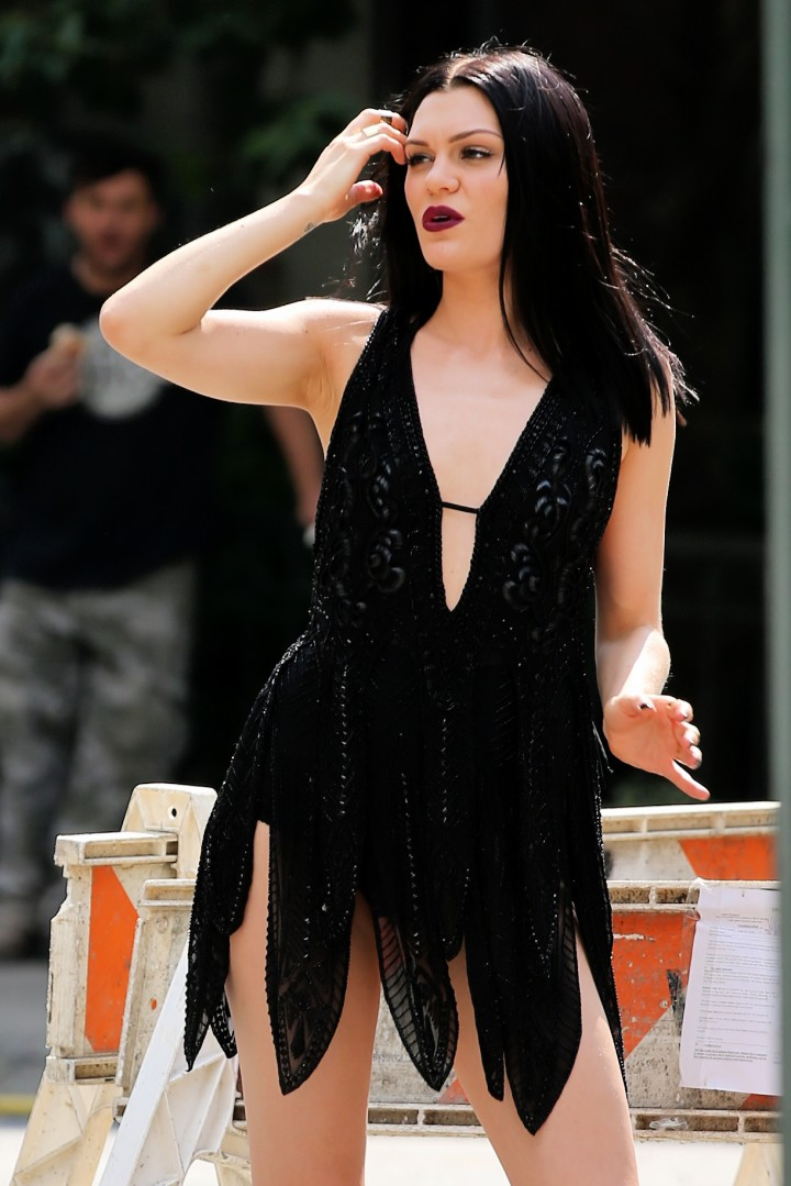 Jessie J: Hot Photoshoot -26