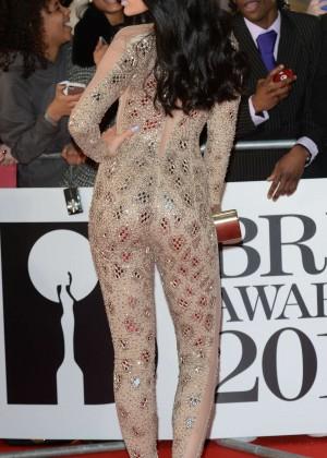 Jessie J: BRIT 2014 Awards Photos -10