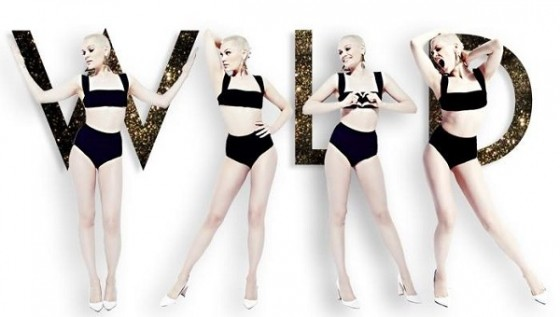 Jessie J – WILD cover and promo -01