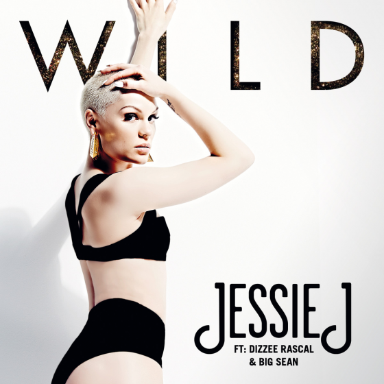 Jessie J – WILD cover and promo -05