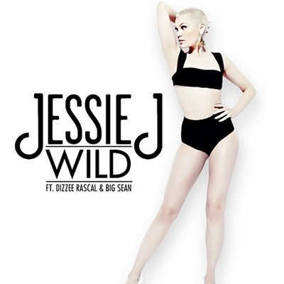 Jessie J – WILD cover and promo -06