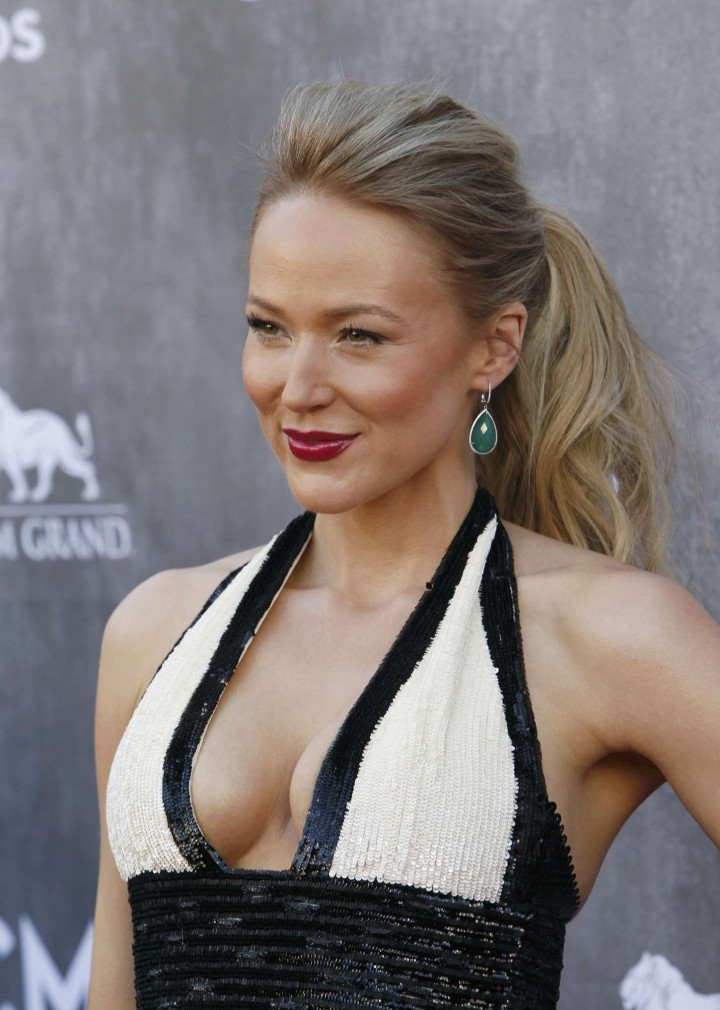 Jewel kilcher 49th annual academy of country music awards in las