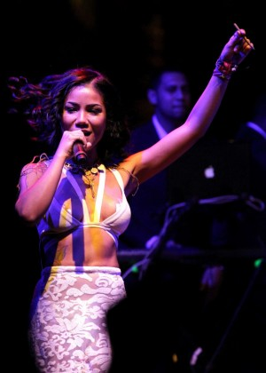 Jhene Aiko Concert Photos -02