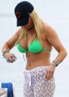 Jill Martin Bikini Pics: in Miami -05