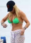 Jill Martin Bikini Pics: in Miami -06