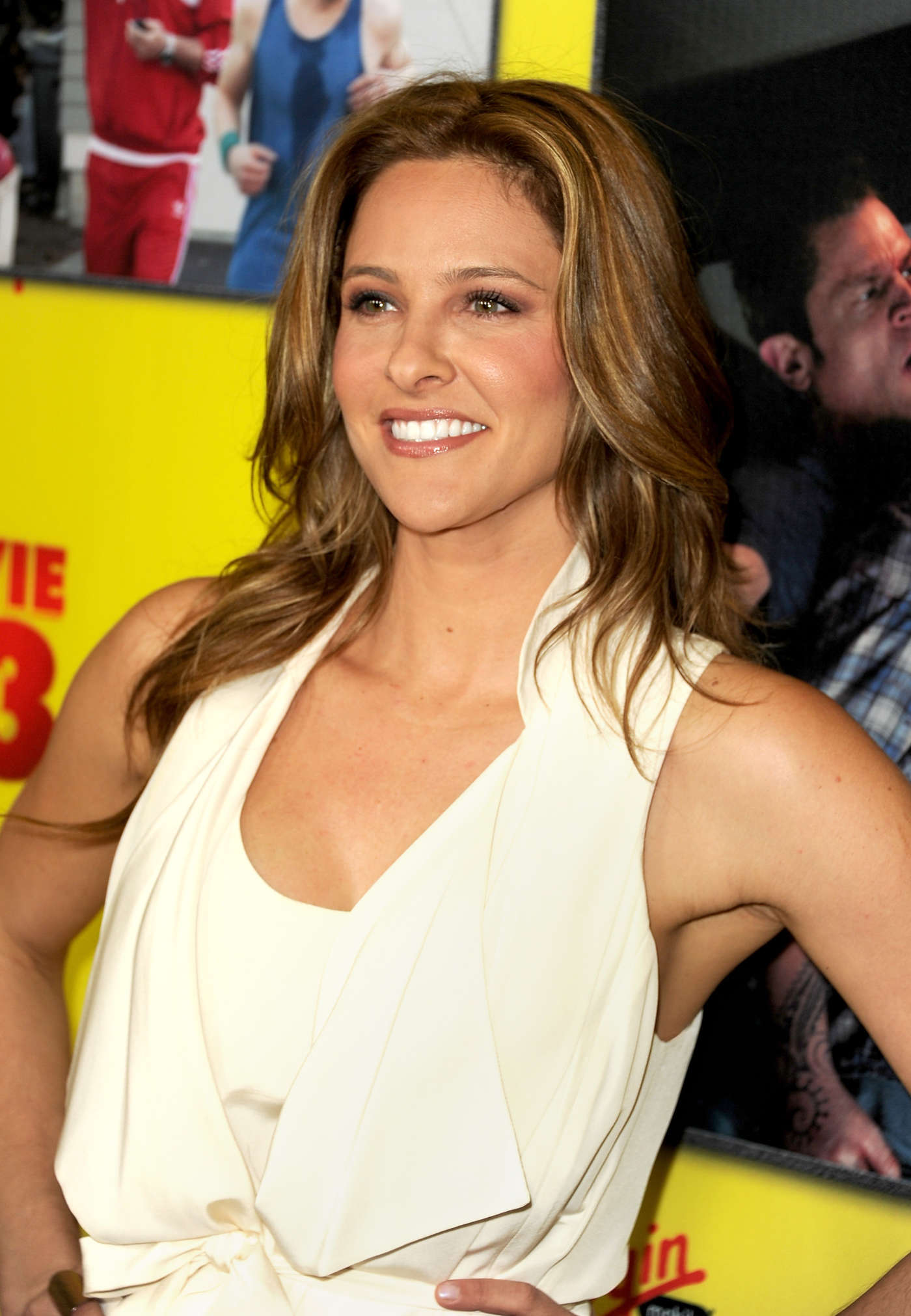 jill wagner height