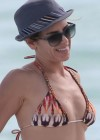 Jillian Michaels Bikini Photos: Miami -18