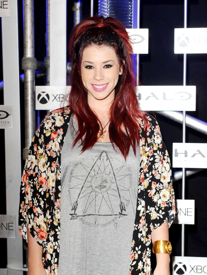 Jillian Rose Reed - HaloFest 'Halo: The Master Chief Collection' Launch Event in Hollywood