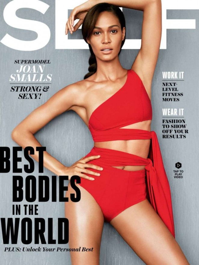 Joan Smalls - Self Magazine (October 2014)