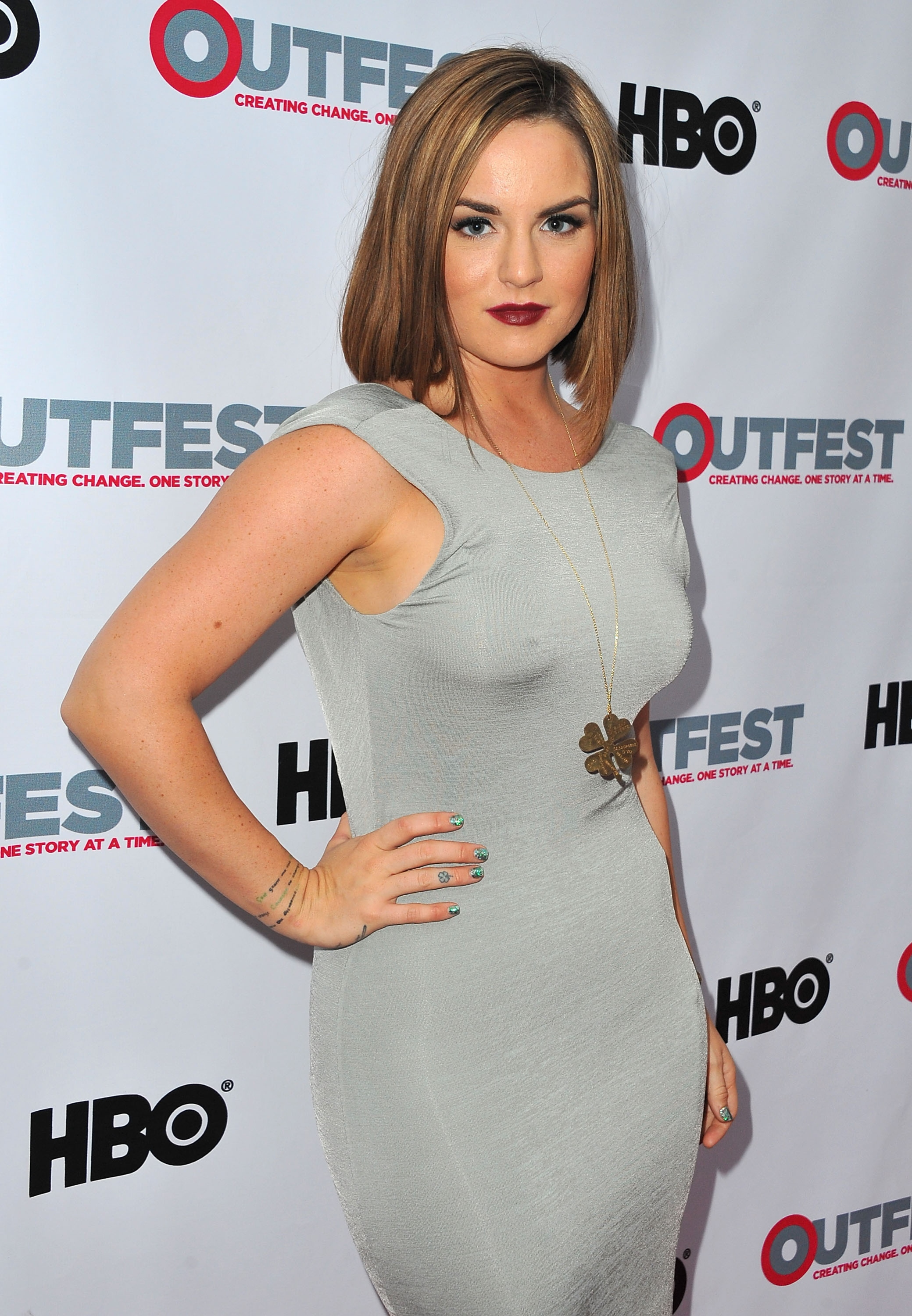 Back to post Joanna JoJo Levesque     G B F  Premiere at Outfest Film    Jojo Levesque 2013