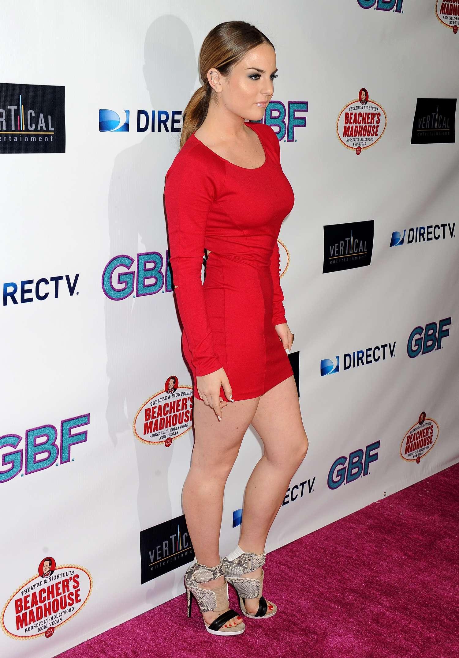 Joanna Jojo Levesque Gbf Premiere 15 Gotceleb
