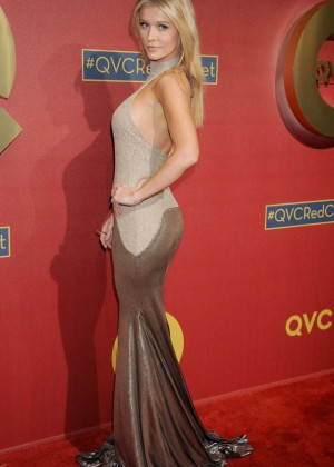 Joanna Krupa: 2014 QVC Red Carpet Style Event -02