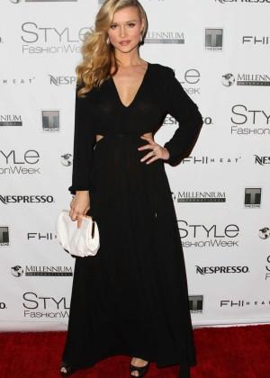 Joanna Krupa 2014 Style Fashion Week 10 Gotceleb