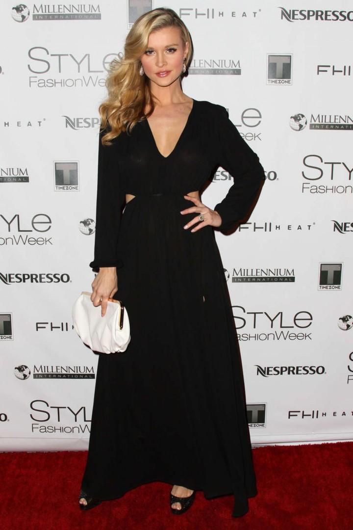 Joanna Krupa 2014 Style Fashion Week 01 Gotceleb