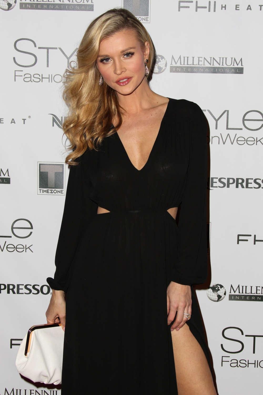 Joanna Krupa 2014 Style Fashion Week In La Gotceleb