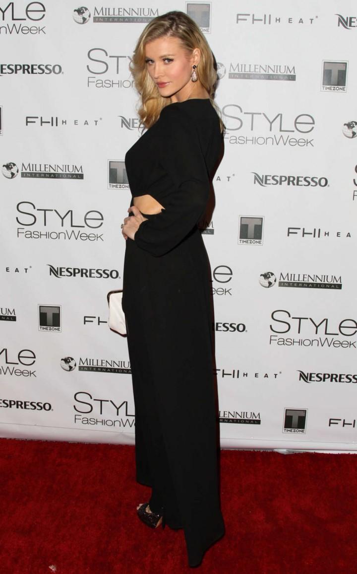 Joanna Krupa 2014 Style Fashion Week 11 Gotceleb