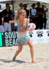 Joanna Krupa - Beach Volleyball Tournament in Miami-04