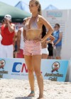 Joanna Krupa - Beach Volleyball Tournament in Miami-12