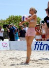 Joanna Krupa - Beach Volleyball Tournament in Miami-13