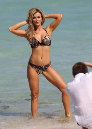 Joanna Krupa Bikini Photos: 2014 in Miami -03