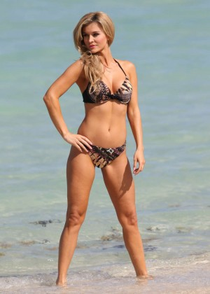 Joanna Krupa Bikini Photos: 2014 in Miami -07
