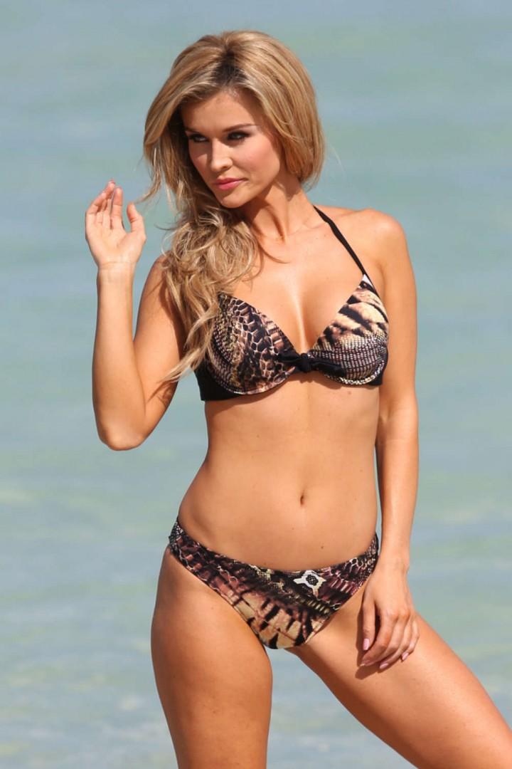 Joanna Krupa – Bikini Photoshoot in Miami
