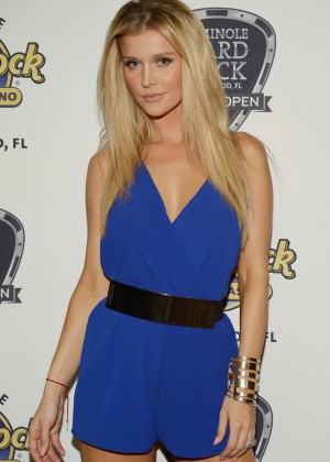 Joanna Krupa - Hollywood Charity Series Of Poker Event in Hollywood
