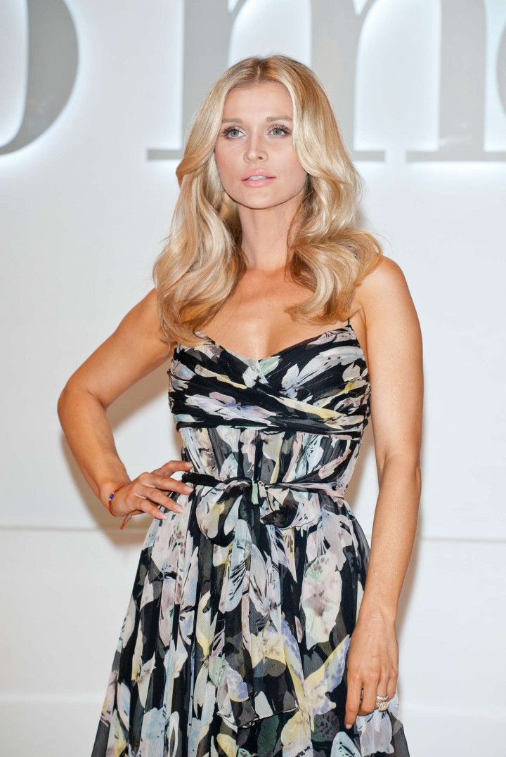 Joanna Krupa - Poland's Next Top Model Photocall in Warsaw