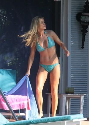 Joanna Krupa hot in a bikini in Miami -20