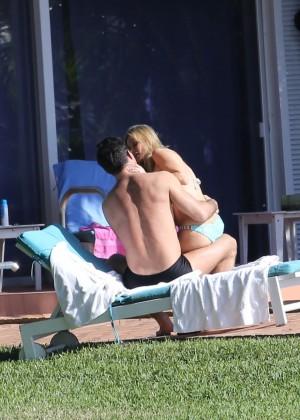 Joanna Krupa hot in a bikini in Miami -24