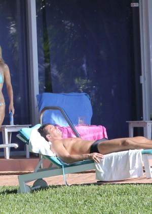 Joanna Krupa hot in a bikini in Miami -28