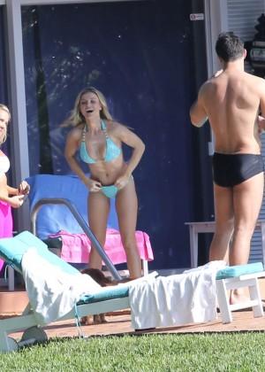 Joanna Krupa hot in a bikini in Miami -31