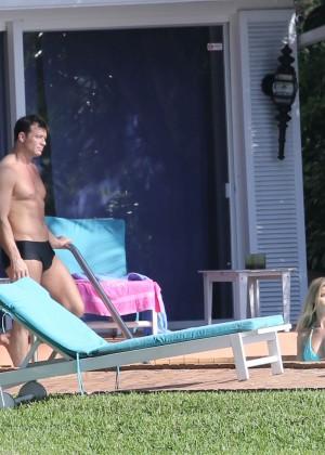 Joanna Krupa hot in a bikini in Miami -35