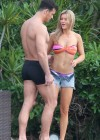 Joanna Krupa Bikini in Miami -01