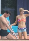 Joanna Krupa Bikini in Miami -04