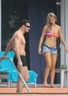 Joanna Krupa Bikini in Miami -08