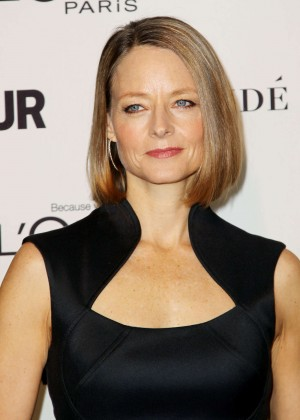 Jodie Foster - Glamour 2014 Women Of The Year Awards in New York