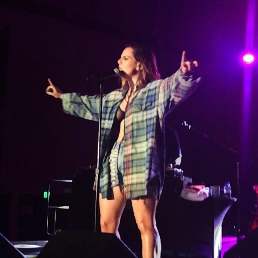JoJo Levesque 2014 : Jojo Levesque: Performs Live at American University -02