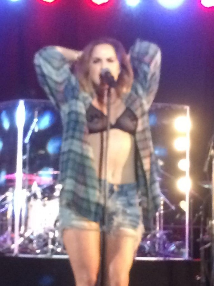 Jojo Levesque - Performs Live at American University in Washington DC