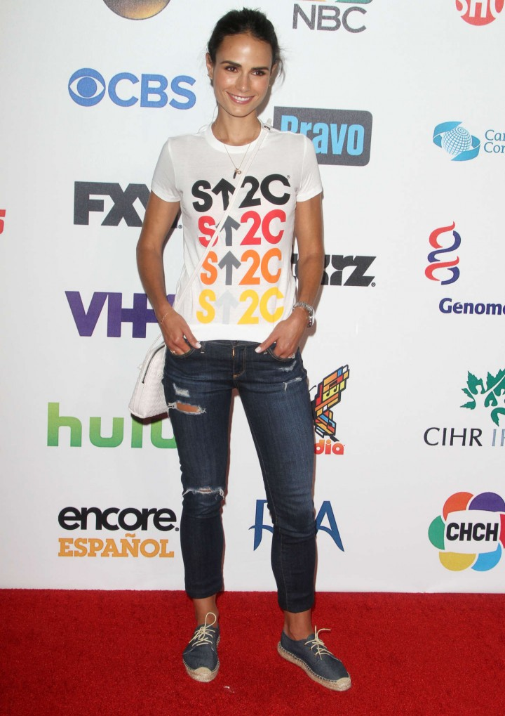 Jordana Brewster - 2014 Stand Up 2 Cancer Live Benefit in Hollywood